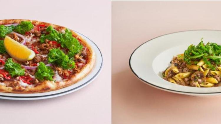 Pizzaexpress Launches Verde Menu In Singapore Deliveroo
