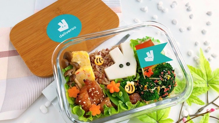 School's Out! Deliveroo Launches Adorable Roo-In-The-Garden Bento Lunch Boxes for After-School
