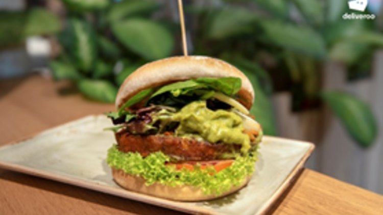 Deliveroo Celebrates World Vegan Day With Exclusive Vegan Burgers
