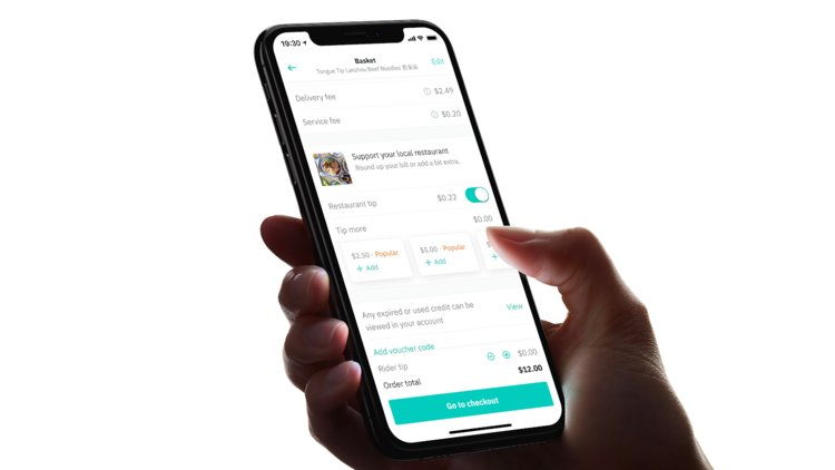 Deliveroo announces further support for its restaurant partners, enables consumers to tip to support their local restaurants
