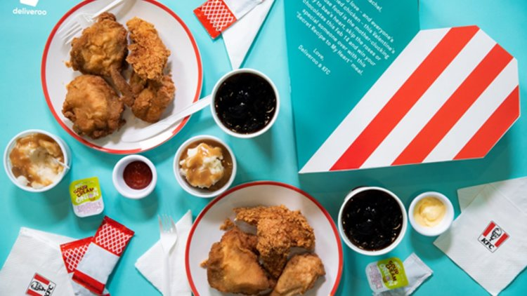 This Valentine's Day, Say ILY with Deliveroo and KFC's Secret Recipe to My Heart