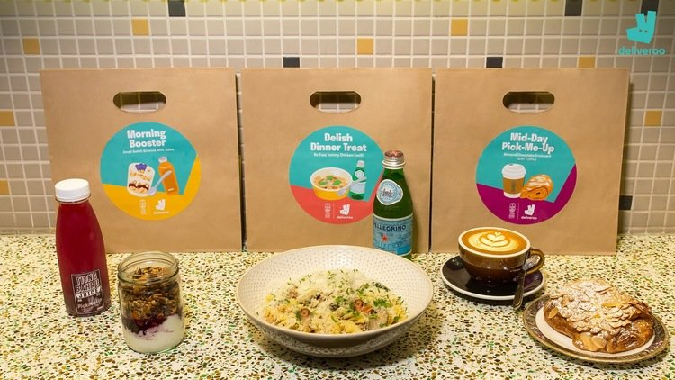 Deliveroo to the rescue for frazzled parents this June school holidays